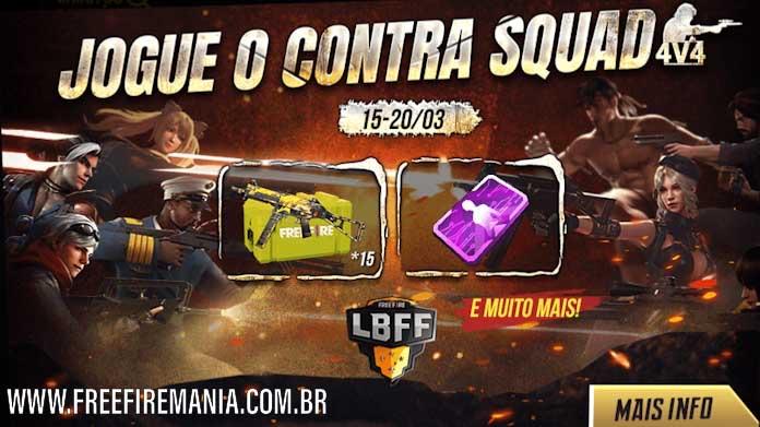 Kartu Karakter dan Kotak Senjata Gratis di Contra Squad