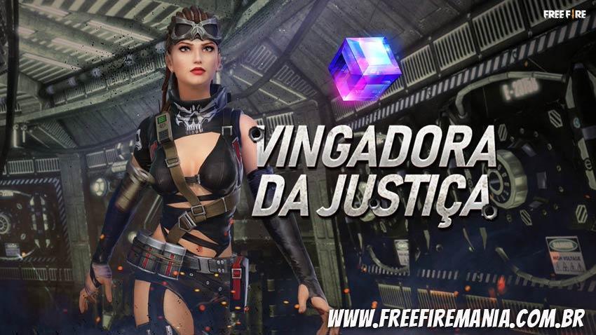 Chegou o novo Cubo Mágico: Vingadora da Justiça