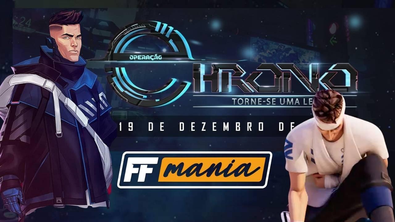 Chrono Free Fire: karakter baru tiba di bulan Desember, lihat skill