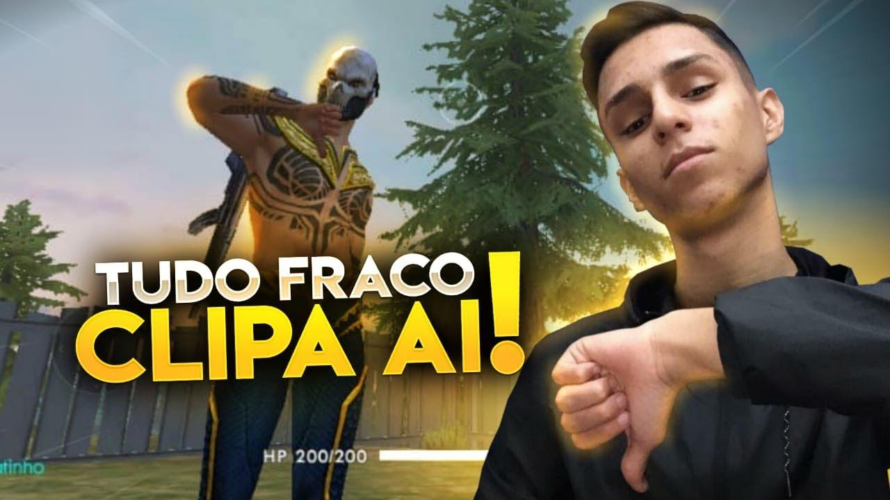 Clipadas no Free Fire: como fazer vídeos sem levar strike do youtube