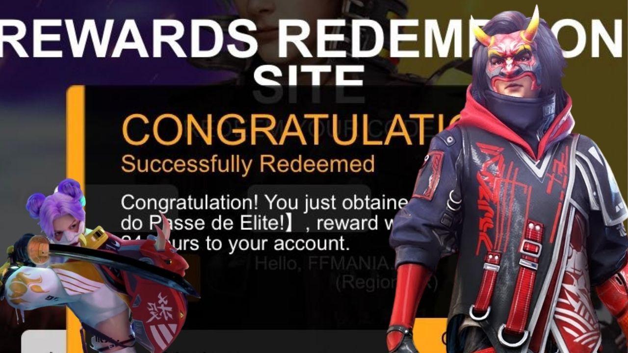 Código Free Fire: novos codiguin do Passe de Elite Setembro/2020