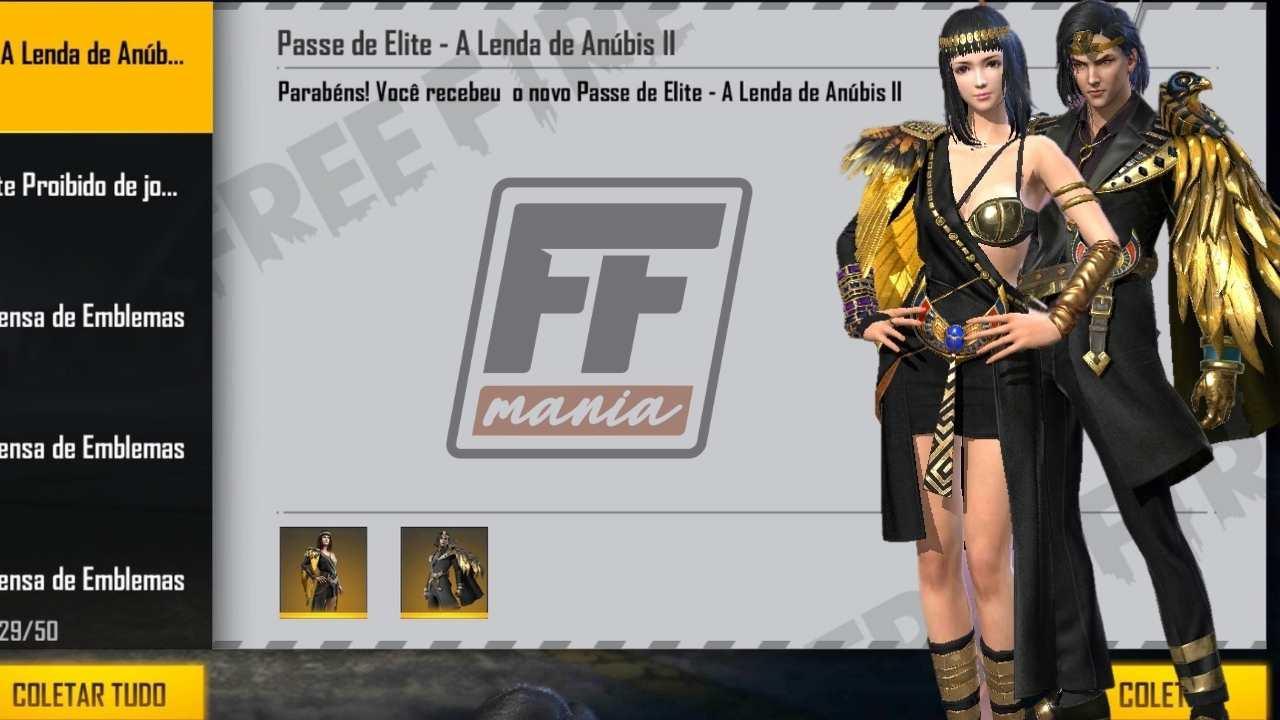 CODIGUIN FF 2020: Códigos Free Fire do Passe de Elite Outubro