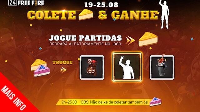 Colete Bolo de Amora e Cheesecakes para Ganhar prêmios!