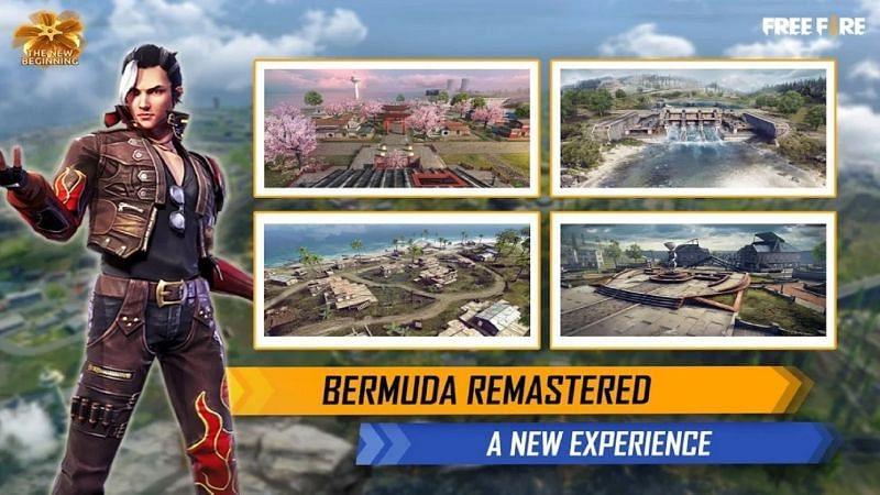 Como baixar o novo mapa Bermuda 2.0 Remasterizado no Free Fire: guia passo a passo para iniciantes