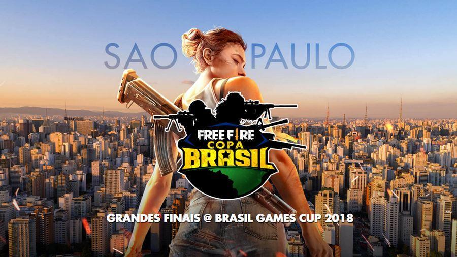 Como foi o Campeonato Copa Brasil de Free Fire