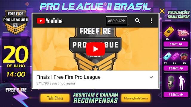 Como Resgatar a Bandana e outros Prêmios da Pro League