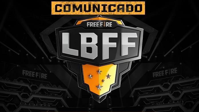 Comunicado Garena: adiamento da Liga Brasileira de Free Fire - LBFF