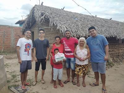 Comunidade Free Fire do Piauí mobiliza campeonato para doar alimentos as famílias carentes