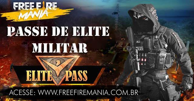 Comunidade: Queremos um Passe de Elite Militar!