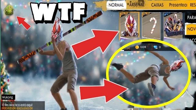 CONFIRMADO - Novo Personagem Wukong chegando em Janeiro!