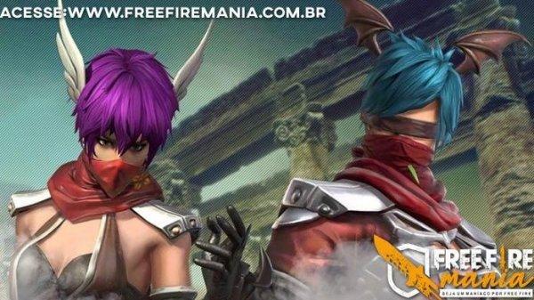 Conheça as novas Skins do Free Fire com o Tema Ragnarok