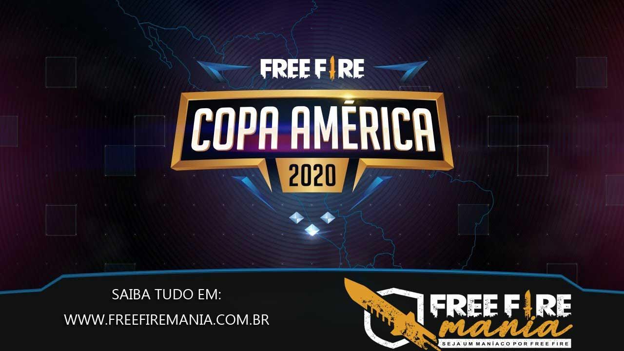 Copa America de Free Fire