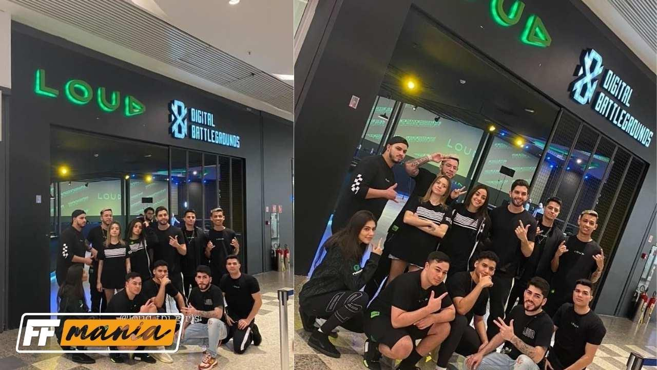 Copa LOUD vaza e será realizada em um shopping de São Paulo