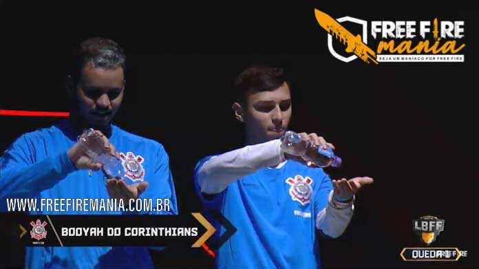 Corinthians faz BOOYAH na LBFF e alerta sobre o Coronavírus