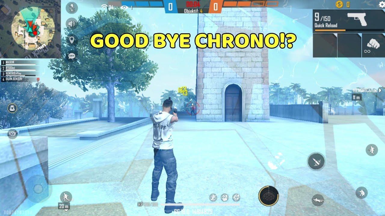 """CR7 Free Fire: Garena nuevo  """"nerf """" el personaje Chrono, revisa los cambios"""