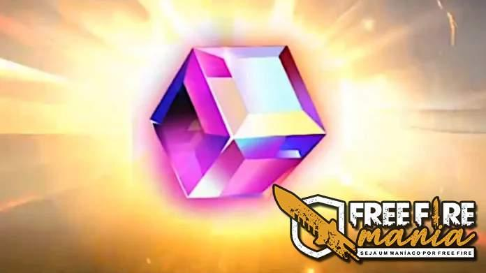 Cubo Mágico de Graça no Carnaval de 2020 no Free fire.