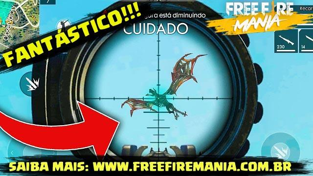 Descobrimos Tudo sobre o Dragão e o OVO no Free Fire!
