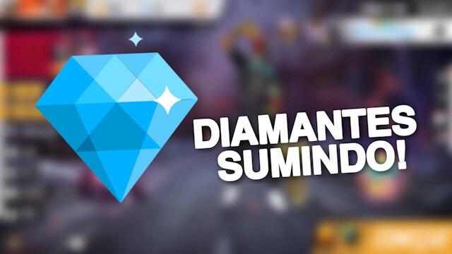 Deu e Retirou? Garena removeu os Diamantes dado ontem!