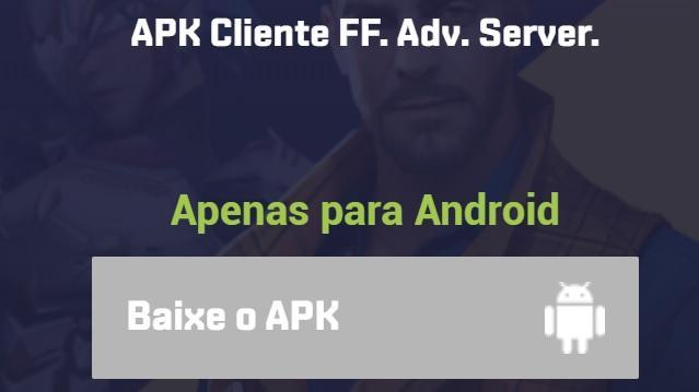 Download do APK do Servidor Avançado, veja se você foi selecionado!