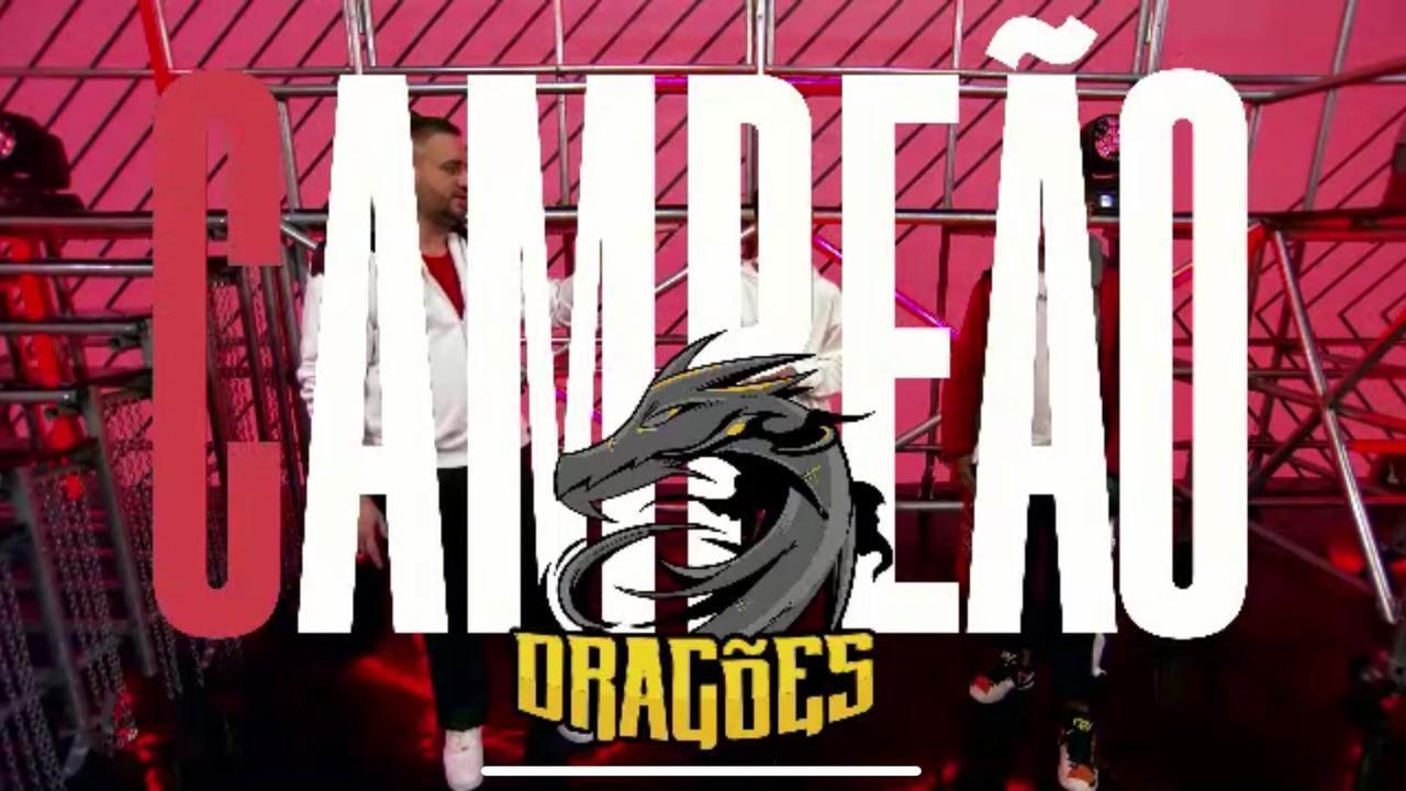 Dragões é a campeã da Liga NFA, finais da Season 5 teve convidados especiais