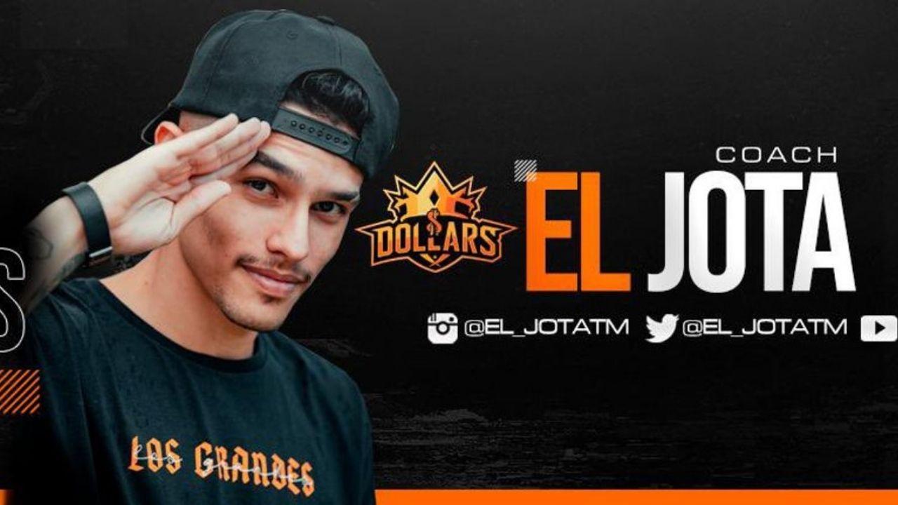 EL Jota não é mais coach da Los Grandes: