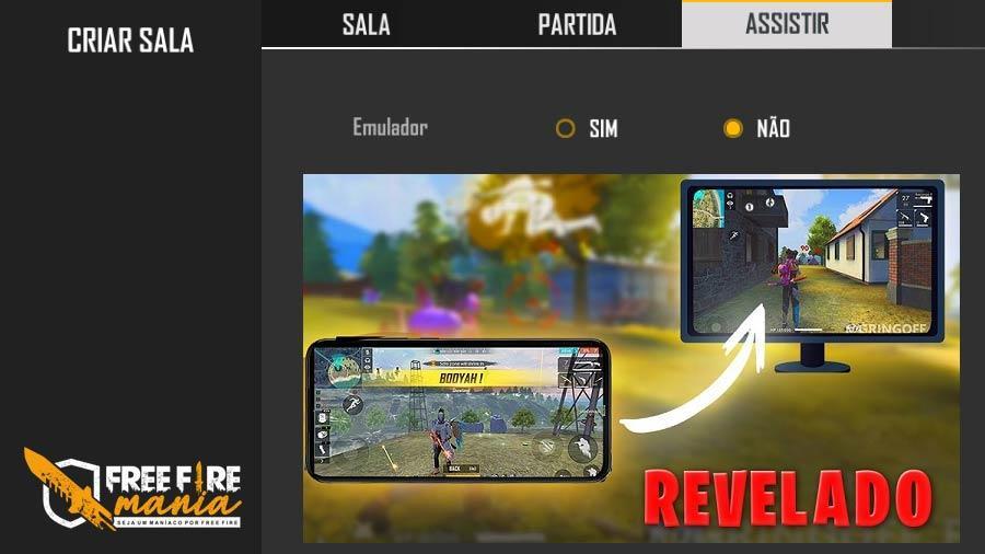 Emulador x Mobile: Garena começa a separar plataformas no Free Fire