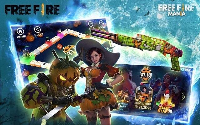 Evento de Halloween - Liberado os Prêmios no site Oficial!