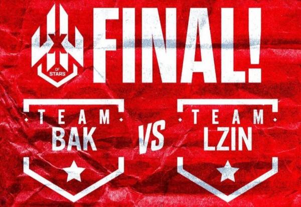 Ex-companheiros de equipe, Lzin e Bak se enfrentam na final do 4x4 of Stars.