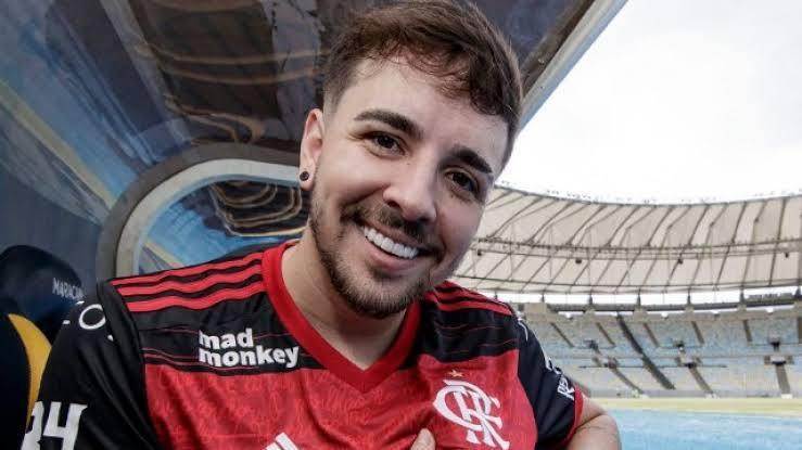 Ex-garçom e sushiman, conheça Weedzão, o novo embaixador do Flamengo