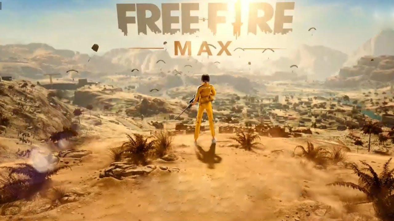 Exclusivo: Free Fire Max será lançado globalmente, o pré-registro começa em 29 de agosto