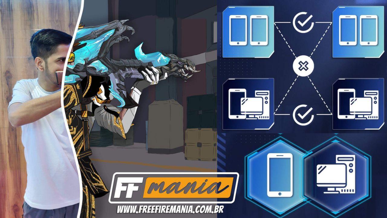 Exclusivo: Garena Free Fire irá separar jogadores emuladores de mobile, veja como vai funcionar