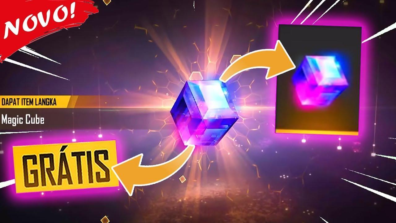Exclusivo: Garena libera Cubo Mágico grátis no aniversário Free Fire 2021, veja como conseguir