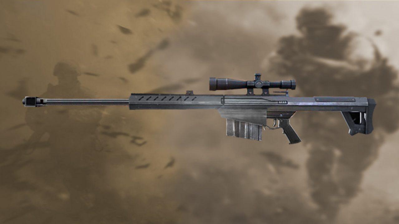 EXCLUSIVO: Garena remove Barrett M82B do Free Fire após bug que permitia atirar de dentro do Gel