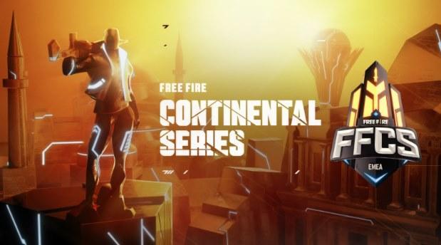 FFCS: Free Fire Continental Series começa neste fim de semana