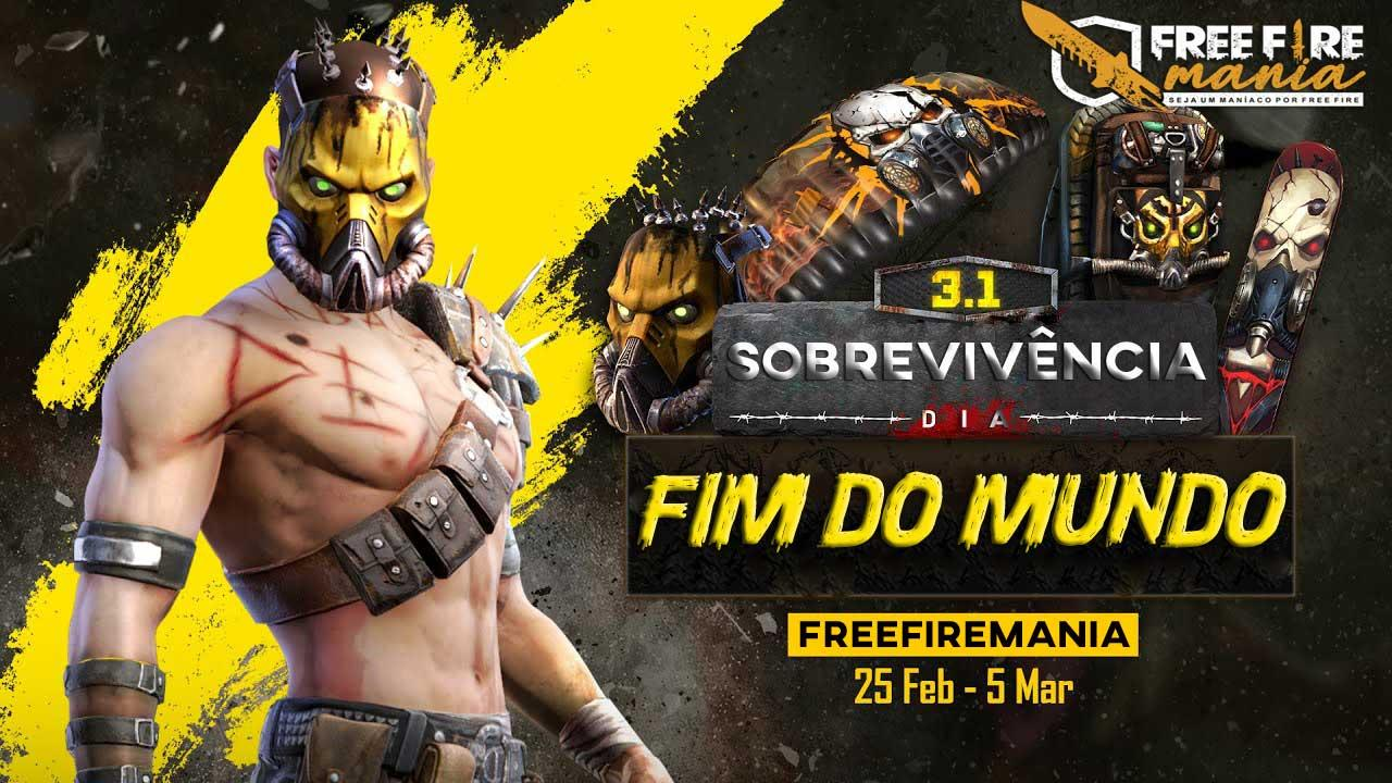 O Fim do Mundo no Free Fire
