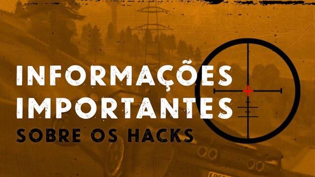 FIM DOS HACKS! Garena BR fala sobre os Hacks!