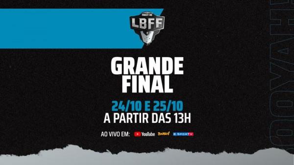Finais da Liga Brasileira de Free Fire Série B acontecem neste fim de semana