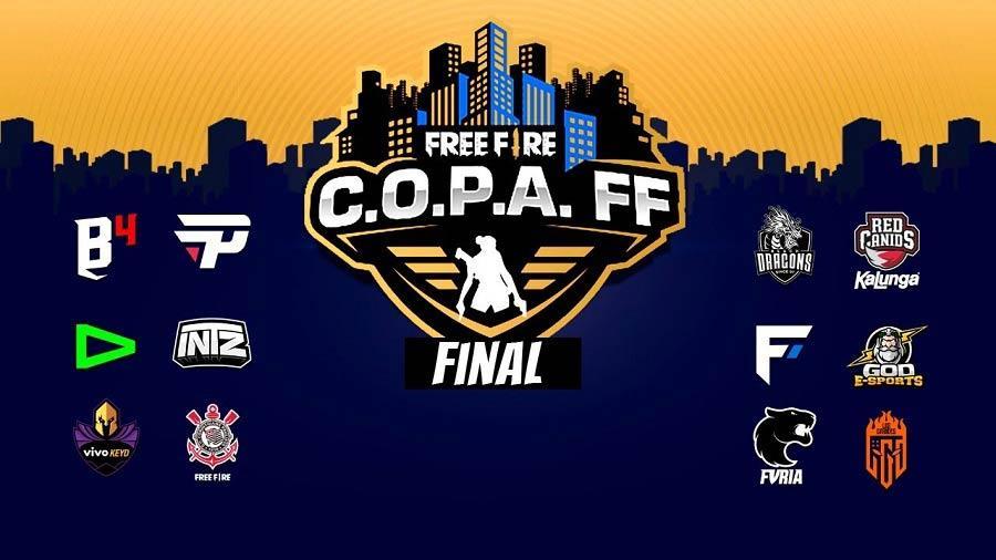 Final Copa Free Fire Ao Vivo