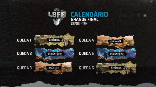 Final da LBFF Série B 2021 acontece neste domingo, confira as equipes e horários