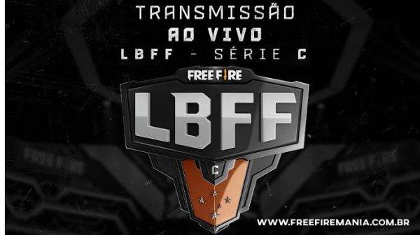 Final da LBFF Série C ao vivo na Liga Brasileira de Free Fire