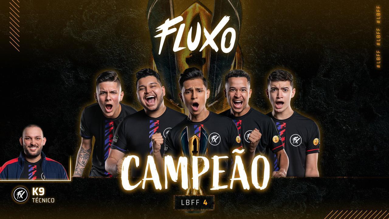 Fluxo é o campeão da LBFF Série A 2021, LOUD empata mas é vice