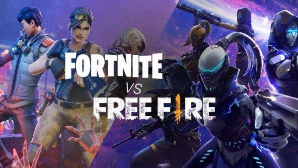 Fortnite é banido das lojas e é substituído pelo Garena Free Fire