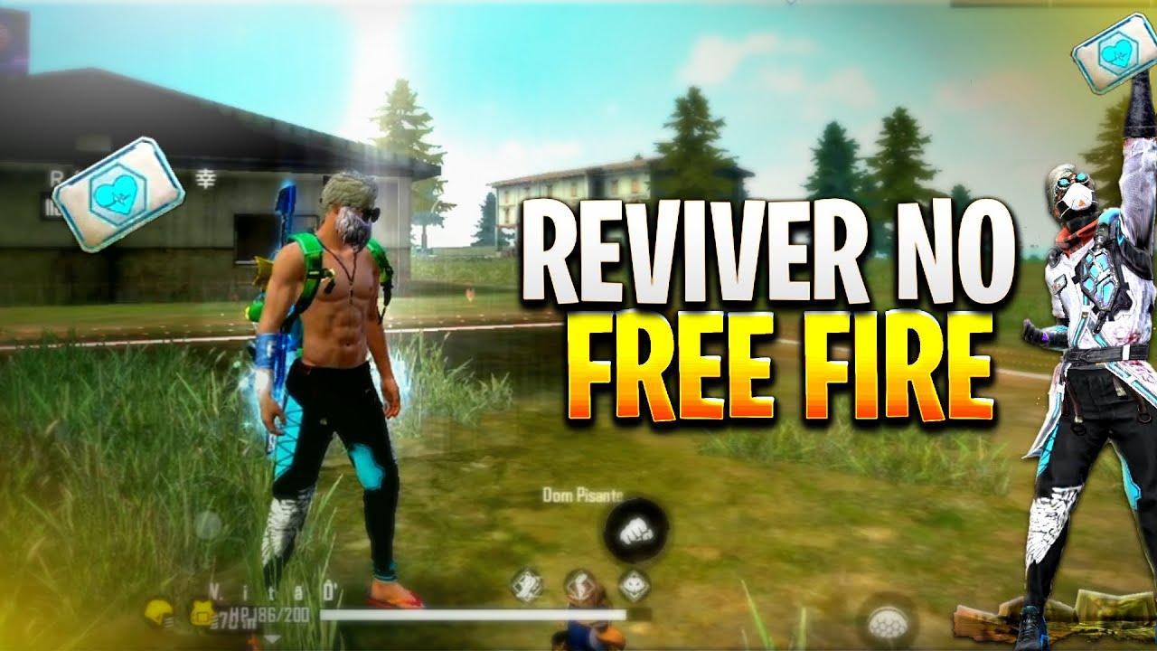 Free Fire: a pedidos dos jogadores, sistema de reviver sofre um