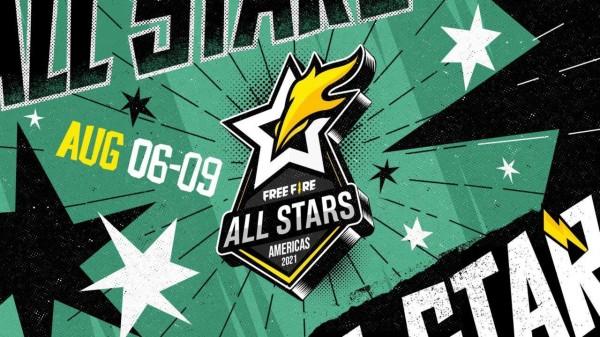 Free Fire All Stars 2021: Confira os nomes das estrelas que irão representar o Brasil
