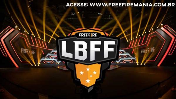 Free Fire ao Vivo - LBFF - Liga Brasileira de Free Fire