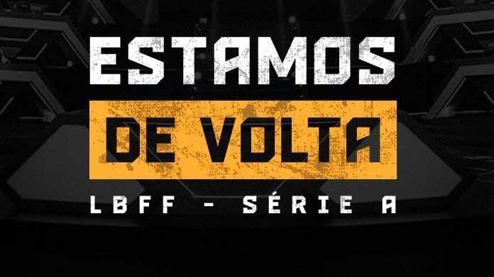 LBFF está de volta! Assista ao vivo no Free Fire Brasil - Semana 3 - Dia 1