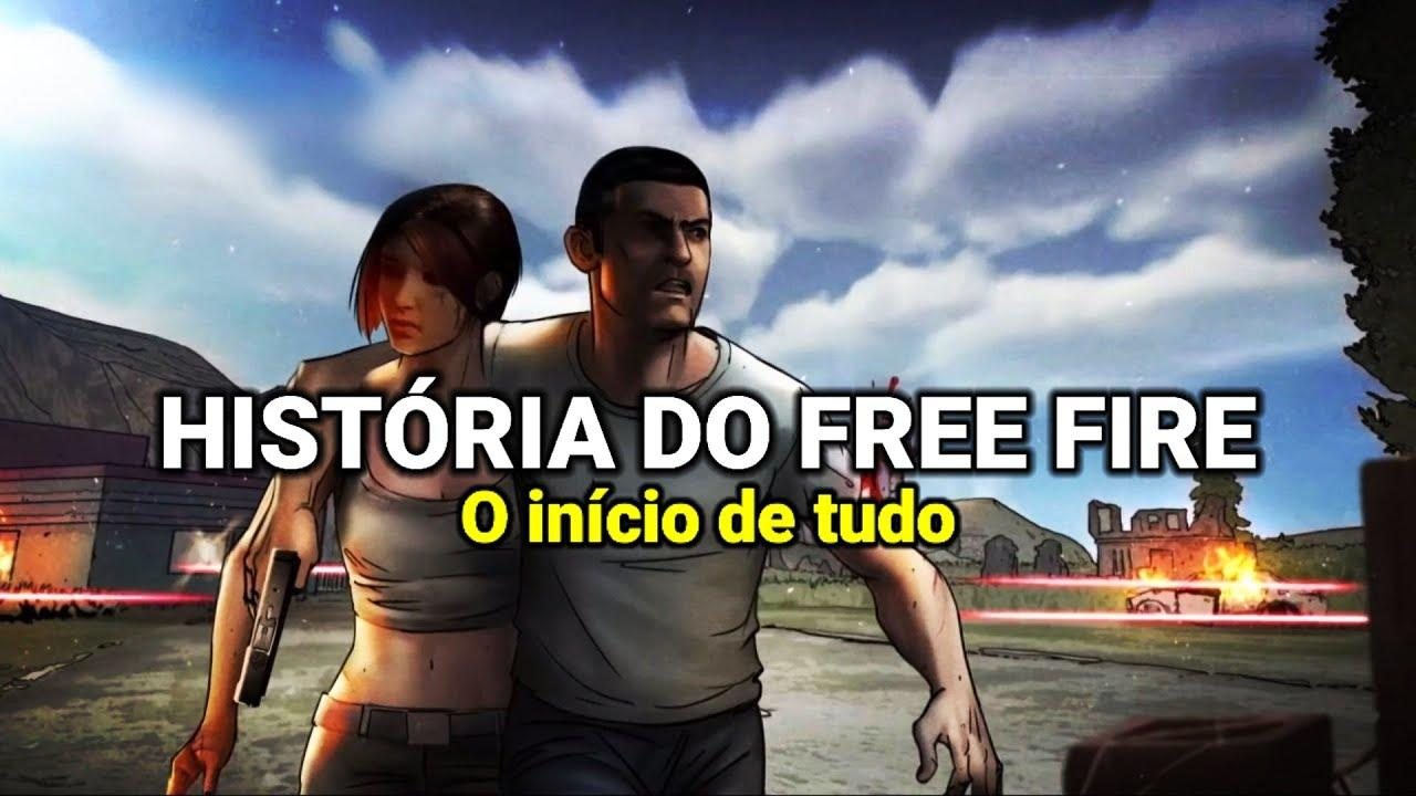 Free Fire: como surgiu o jogo, o início de tudo!