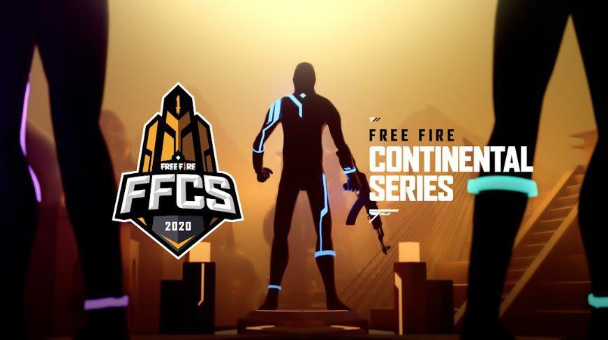 Free Fire Continental Series: Garena anuncia o substituto do mundial 2020 (FFCS)