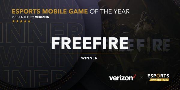 Free Fire é eleito o jogo mobile do ano em 2020