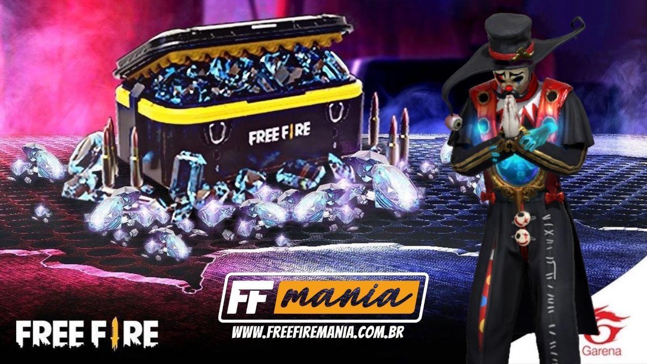 Free Fire: Evento de recarga desta terça (11) traz o inédito emote Reverência para o Battle Royale